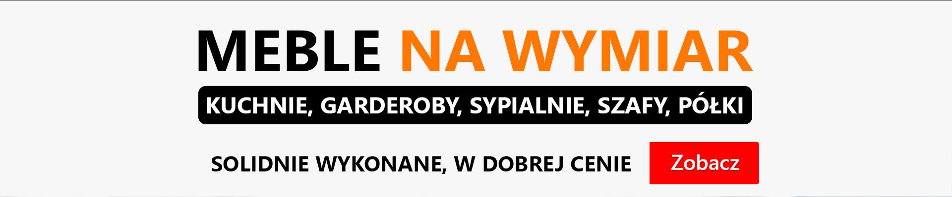 Montaż Mebli Kuchnie Pod Wymiar Wrocław